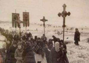 Чтобы помнили: Неизвестные страницы роли Церкви в Блокаду