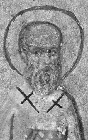 Священномученик Евфимий Тихонравов