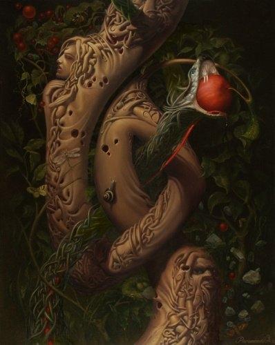 грех Адама и Евы 1