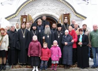 Храм Святаго мученика Уара Египетского в Москве