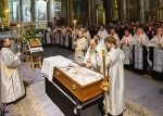 В Санкт-Петербурге состоялось отпевание и погребение настоятеля Казанского собора протоиерея Павла Красноцветова